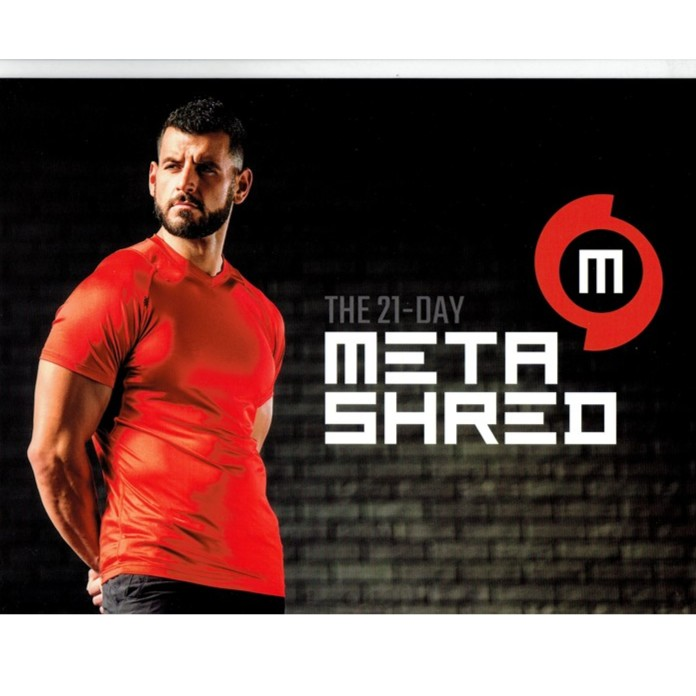 metashred 21 day workout