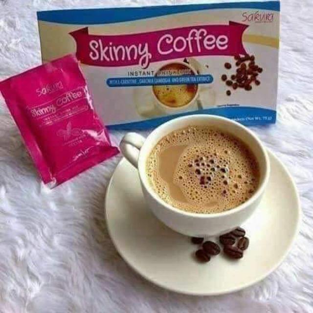 Skinny Coffee By Sakura Shopee Philippines