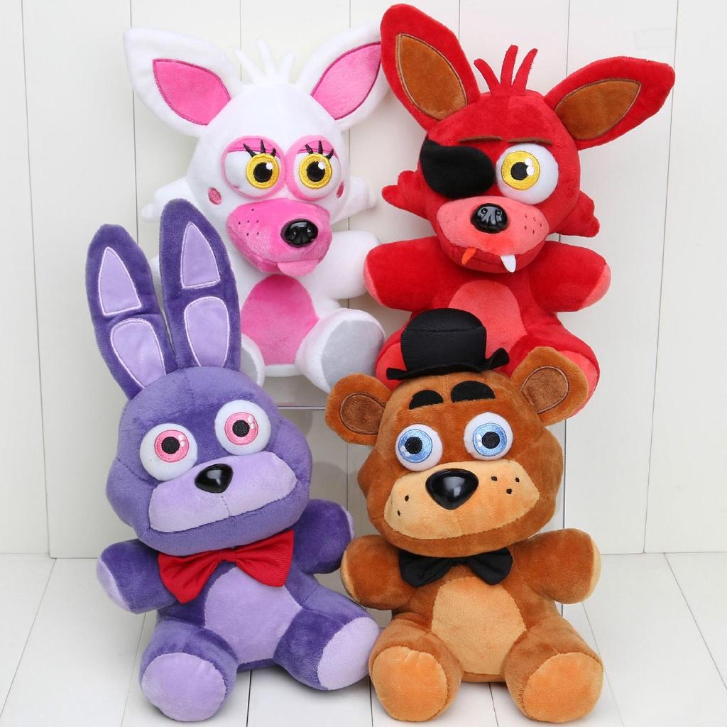 Koala Stuffed Animals Mini, Cod Fnaf Toys Five Nights At Freddy Bear Foxy Bonnie Mangle Toys Plush Stuffed Shopee Philippines