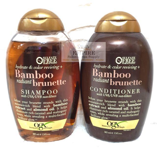 704817ba5 OGX Biotin and Collagen Shampoo & Conditioner | Shopee Philippines