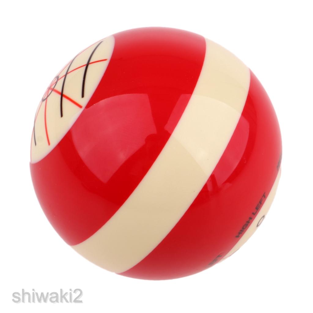 Standard Practice Cue Ball Pool Billiard Practicing Training Balls Tool