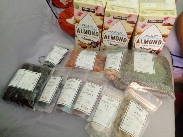 Kirkland Signature™ Organic Almond Milk - SET of 3   Shopee