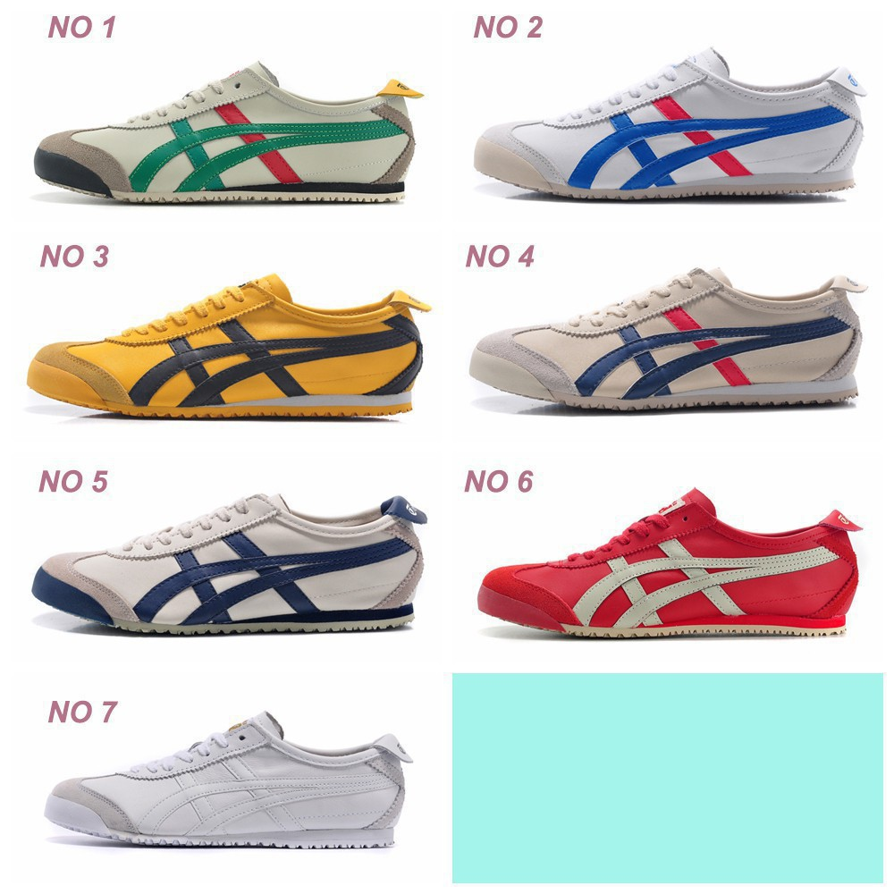 asics onitsuka tiger mexico 66 men's casual shoes 499