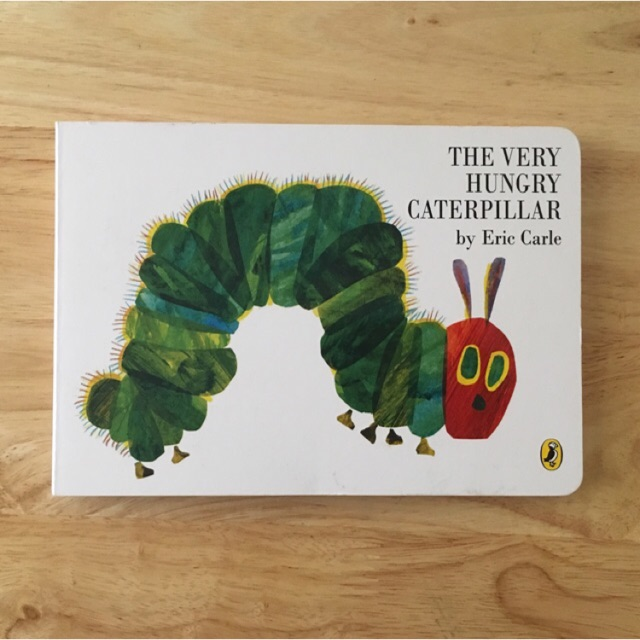 The Very Hungry Caterpillar Boardbook | Children's Books