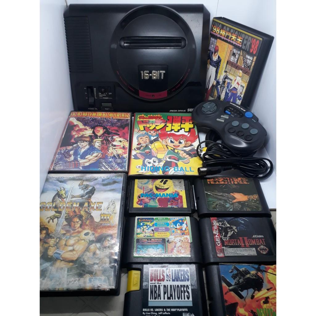 Original Sega Mega Drive (Model 1)