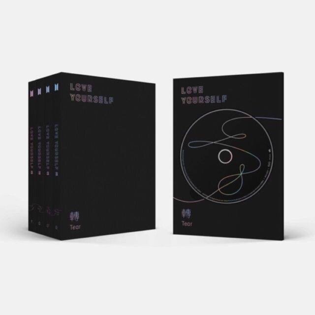 BTS Love Yourself Tear Album
