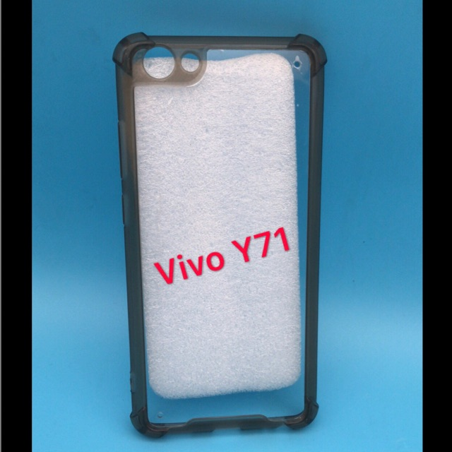 purchase cheap 7b21e a0a97 Shock Proof Vivo Y71 Back Case