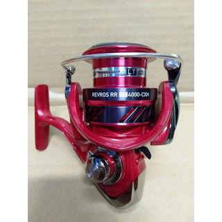 Daiwa CFLT 1000 Crossfire Light Spinning Reel 1BB+1 5.2 1