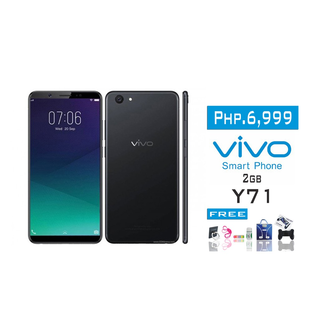 #UNIT Y71 2GB VIVO