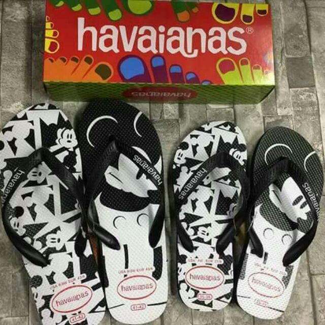 f147bef867a Havaianas Couple Slippers (Authentic Overruns)
