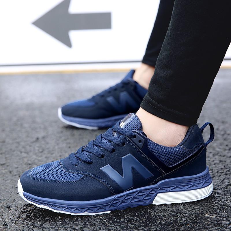new balance shoes for men black