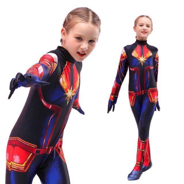 Captain Marvel Costume For Kids Shopee Philippines 4.6 out of 5 stars 2,652. captain marvel costume for kids