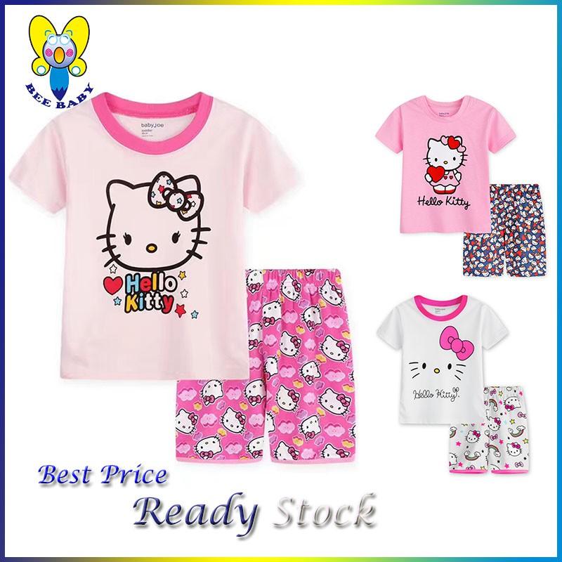 Hello Kitty Girls Scoop-Neck Training Tee