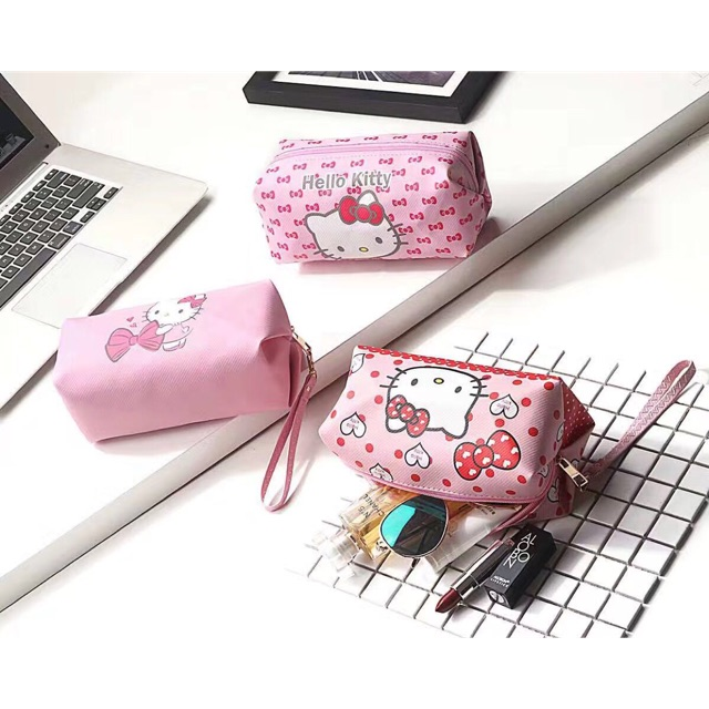 cb1d99b1a Hello kitty cosmetics pouch | Shopee Philippines