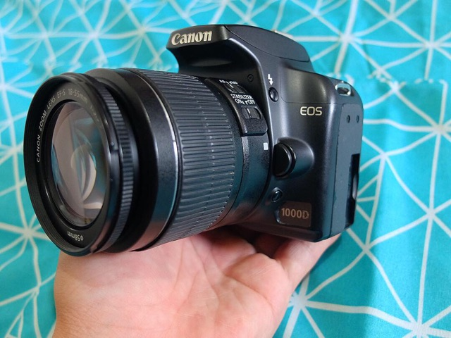 Canon 1000D | No video | Shopee Philippines