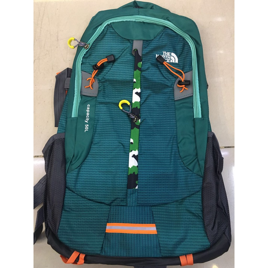 a1cbc2a5c1df COD# The North Face Travel/Hiking Bag (Capacity 50L) #6213 | Shopee ...