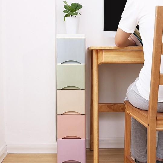 Slim Plastic Storage Cabinet Ee, Slim Storage Cabinet