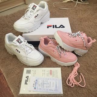FILA Fila Disruptor II 2 generation blade front casual shoes ... 2176db4b11