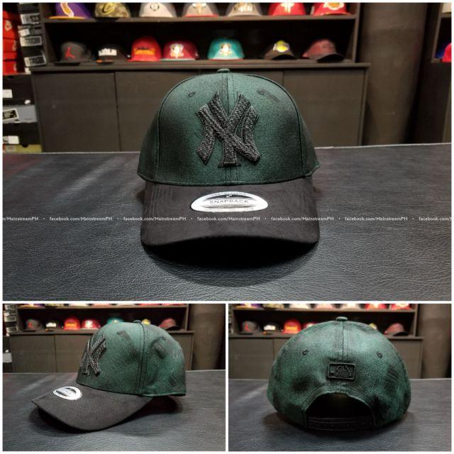 size 40 60879 e754e yankees cap - Hats   Caps Prices and Online Deals - Men s Bags    Accessories Apr 2019   Shopee Philippines