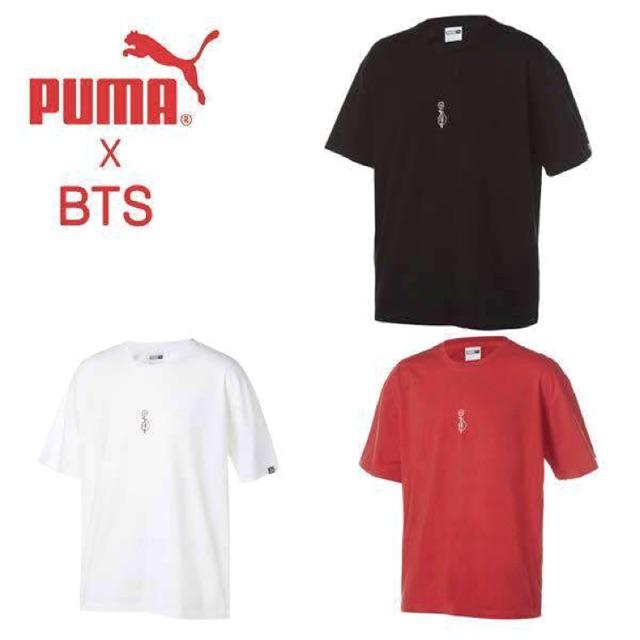 6c9eac43abd OFFICIAL PUMA X BTS (T-Shirt) | Shopee Philippines