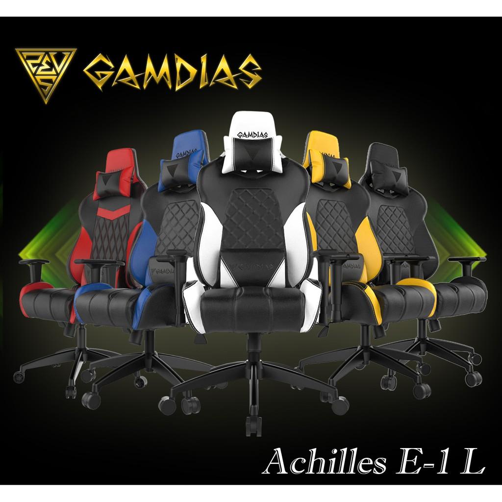Gamdias Achilles E1 L Gaming Chair | Shopee Philippines