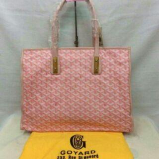 Goyard Paris Tote Bags Authentic B New Shopee Philippines