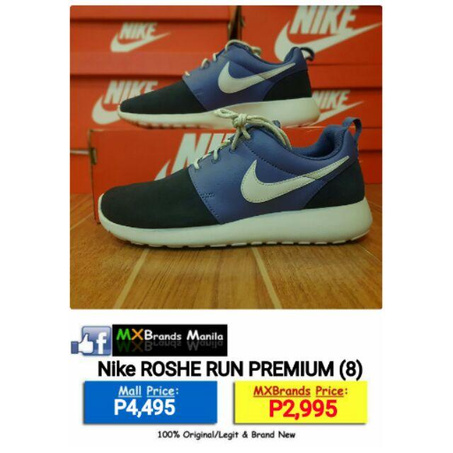 online store 4b0a6 22cfe Nike Roshe Run Premium   Shopee Philippines
