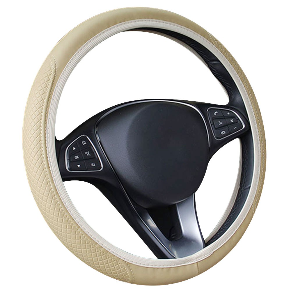 Dish Sets Steering Wheel Wrap 15 Inch Cars Auto Covers decor