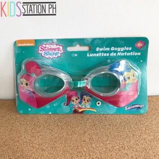 SwimWays Shimmer and Shine Swim Goggles