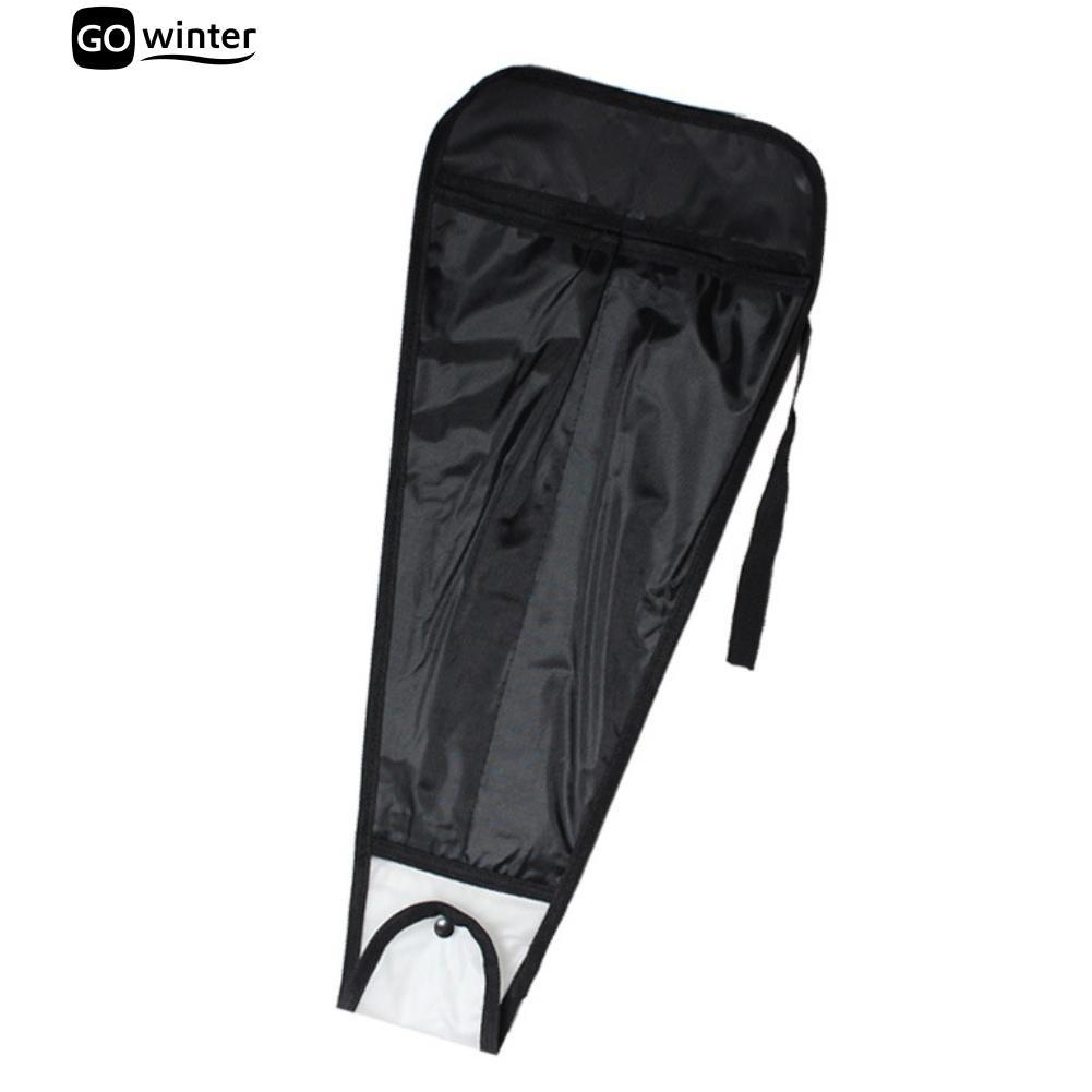Car Back Seat Umbrella Holder Sheath Storage Organiser Bag Fastener Hanger UK