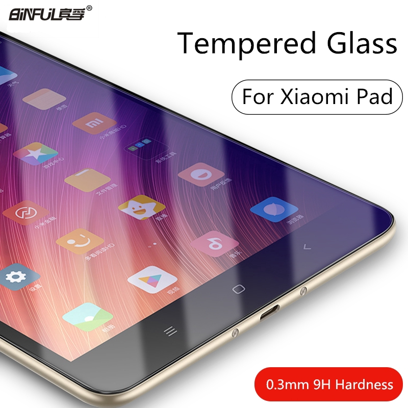 9H Premium Tempered Glass Film Screen Protector For Xiaomi Mi Pad 4 Tablet 8inch