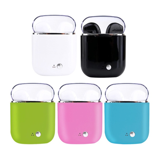TWS-i7s Bluetooth Wireless Earphone For iPhone Android Samsung Earpods Earbuds Airpods
