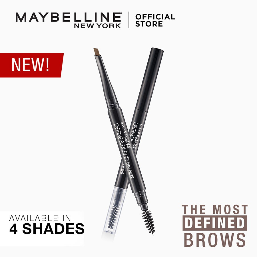 Fashion Brow Define And Blend By Maybelline Shopee
