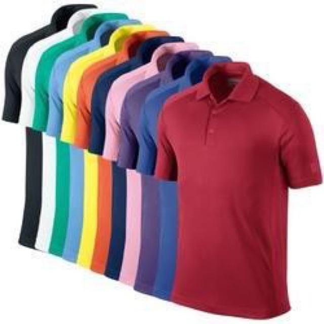 Unisex Plain Polo Shirt: AAA Honeycomb (Lacoste Style) | Shopee Philippines