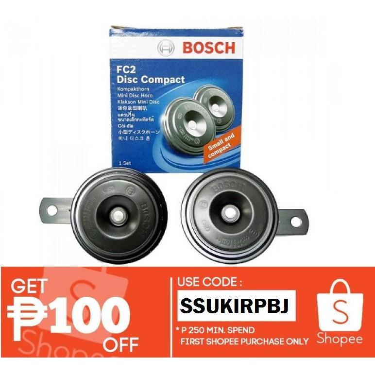 Bosch FC2 Compact 12V Horn