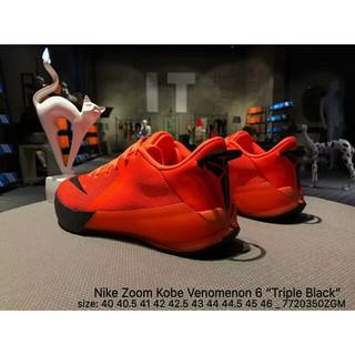 lowest price 62c9d 4790b Shopee Men s Shoes Sneakers Low Cut Nike Zoom Kobe Venomenon 6