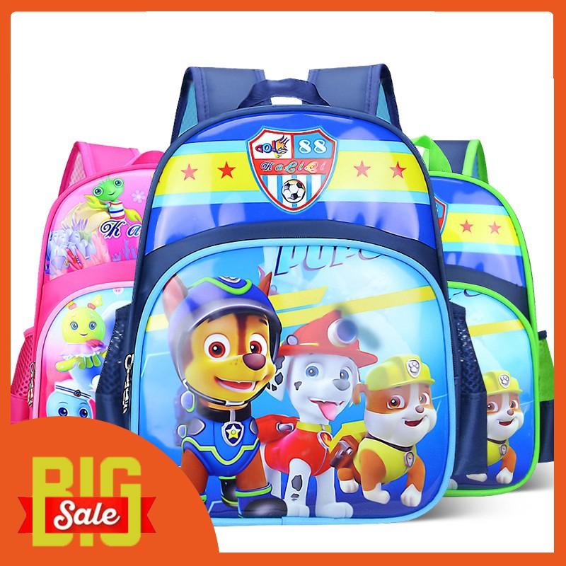 Coolpaw Patrol Kids Boys S School Bag Book Backpack