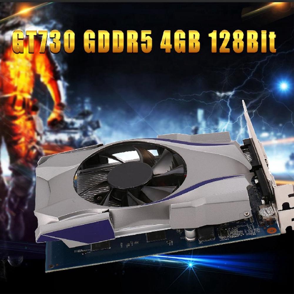Original GIGABYTE Graphics Video card GT 740 2GB 128Bit GDDR5 nVIDIA GeForce HDM