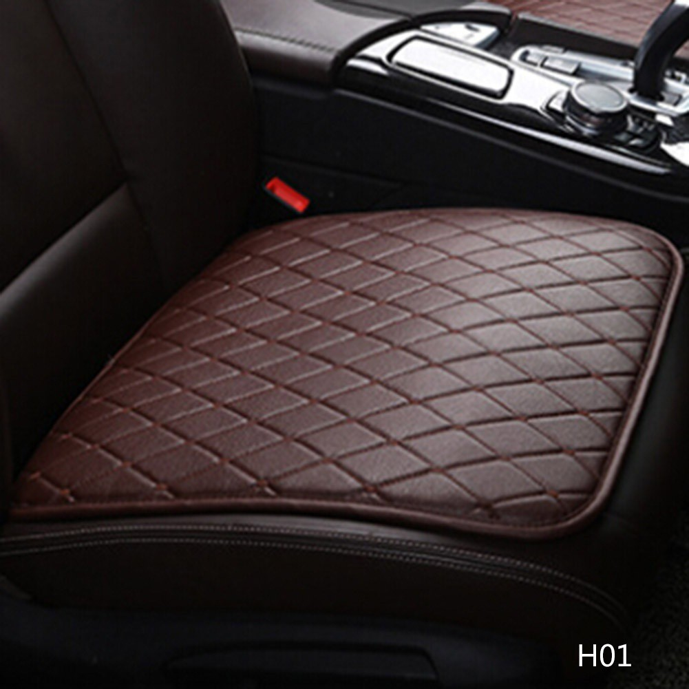UK Universal Auto Car Seat Cover Pad Mat Non-slip Front Back Cushion Protector