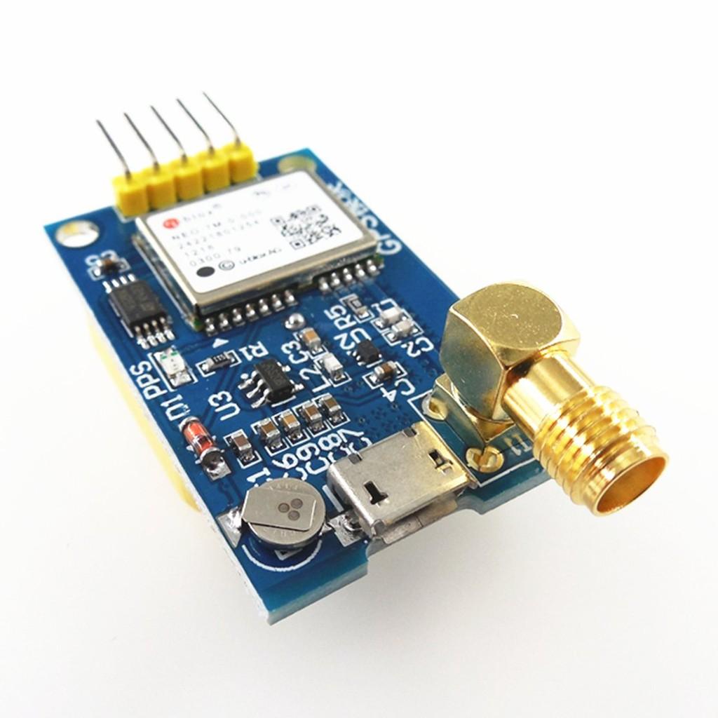 GPS Module NEO-7M UBLOX Satellite Positioning Module 51 MCU for Arduino