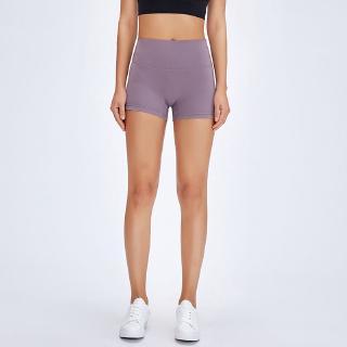 2020 high waist yoga pants skin-friendly naked feeling hip
