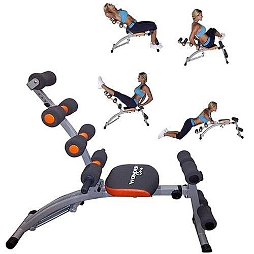 skylinker Six Pack Care Exercise Machine Fitness Equipment | Shopee  Philippines