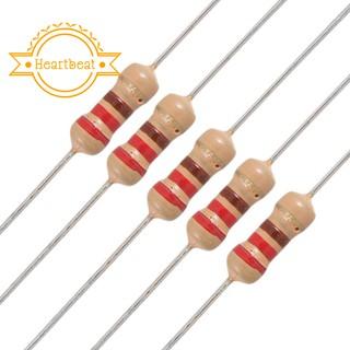 3 Meg Ohm 1//4 Watt carbon film resistors.10 pcs lot