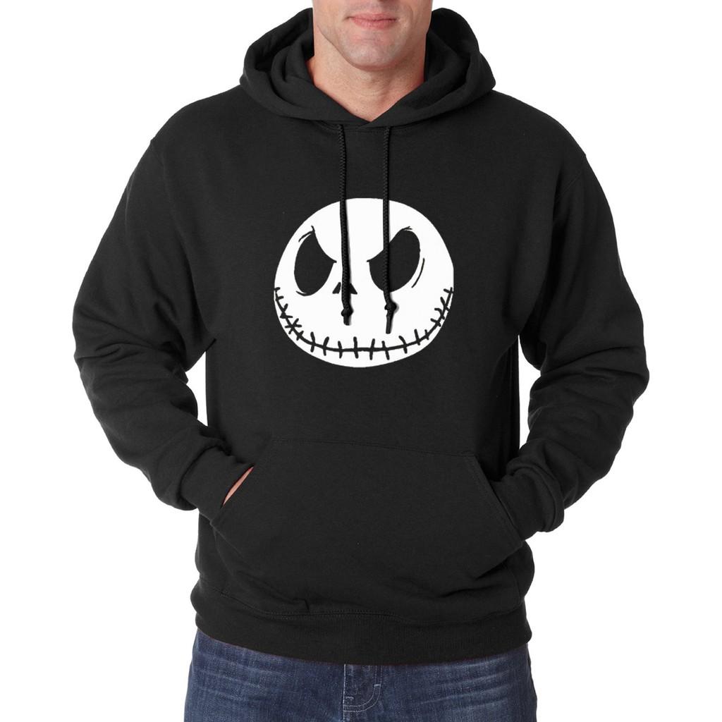 Nightmare Before Christmas Hoodie.Jack Skellington Men Sweatshirts New Men Hoodie Nightmare Before Christmas Hoodies Men