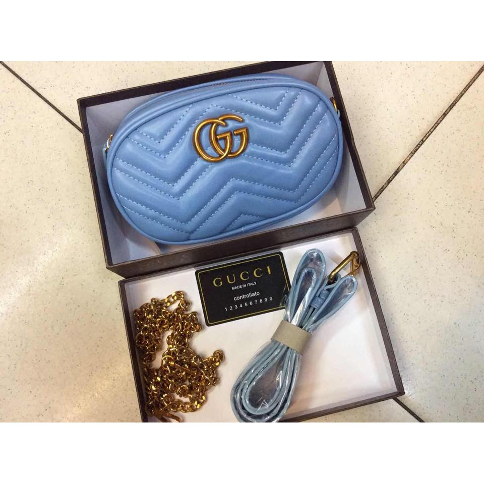 eae65117320 Gucci GG Supreme card case with Bosco patch.