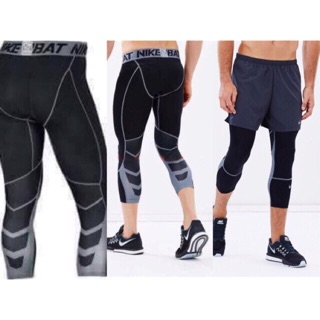 amazing selection super quality fresh styles Nike pro combat compression leggings tights #80005 3/4