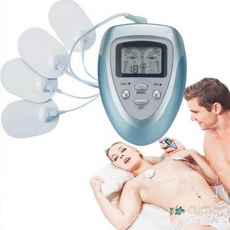almon Digital Therapy Full Body Massager Pain Back Relief