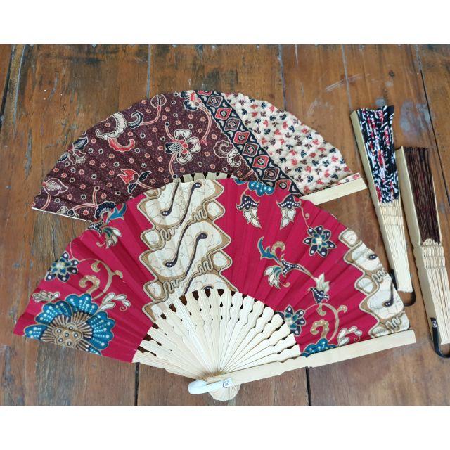 Batik Fan Indonesia Made