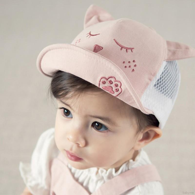 Charming Breathable Baby Girls Sun Hat Summer Cute Lace Bowknot Hat Cap PA