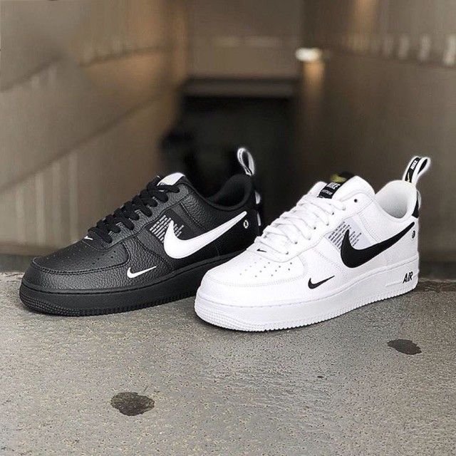 best sell uk cheap sale new product 100% original Nike Air Force 1 Low AF1 Men Sneaker Shoes | Shopee ...